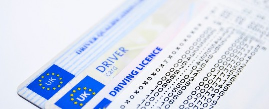 Replacement of a driving license with a bulgarian one
