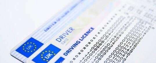 Подмяна на чужда с българска шофьорска книжка